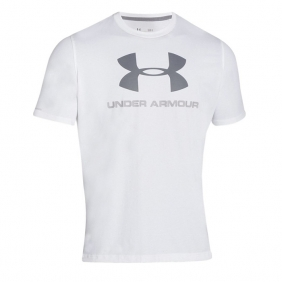 Under Armour T-shirt-polo-top (1257615-100)